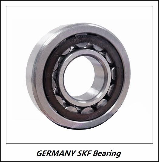 SKF 6408-2Z/C3 GERMANY Bearing 40*110*27