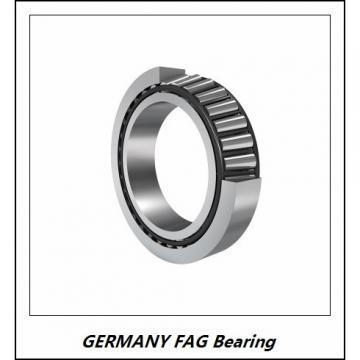 80 mm x 170 mm x 39 mm  FAG QJ316-N2-MPA GERMANY Bearing
