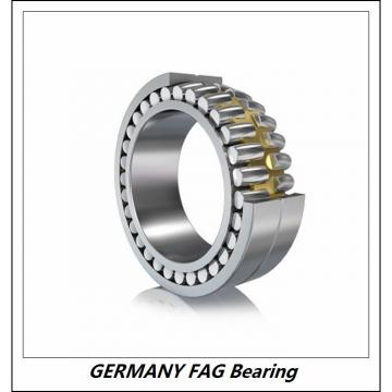 105 mm x 190 mm x 36 mm  FAG QJ221-N2-MPA GERMANY Bearing 105*190*36