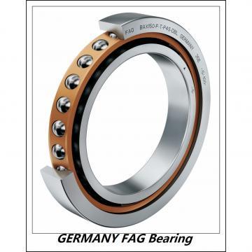 FAG  6309 ZZ C3 GERMANY Bearing 45×100×25