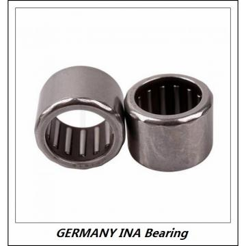 INA G20X28X4 GERMANY Bearing 10x22x14