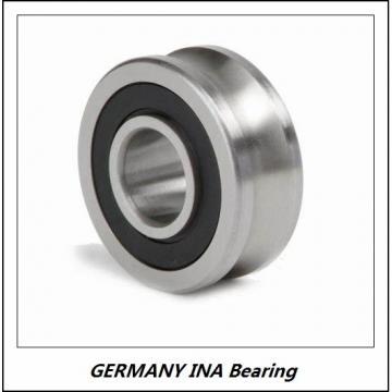 INA GE160-UK-2RS GERMANY Bearing 16x30x14