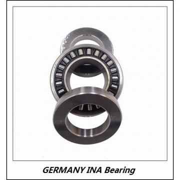 INA GE 140 UK 2 RS GERMANY Bearing 140*210*90