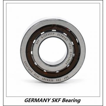 SKF 6408-2Z GERMANY Bearing 40X110X27