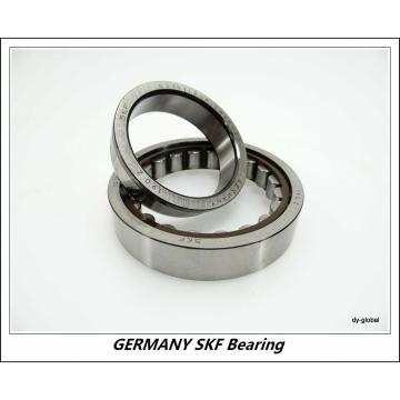 55 mm x 140 mm x 33 mm  SKF 6411 NR GERMANY Bearing 55×140×33